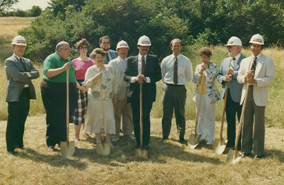 Nob Hill Road Groundbreaking